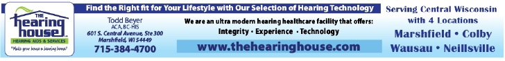 Hearing House banner generic