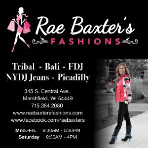 Rae Baxters square