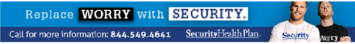 Security Health banner