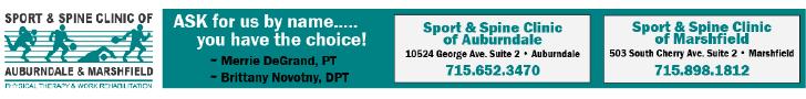 SportNSpineClinic banner