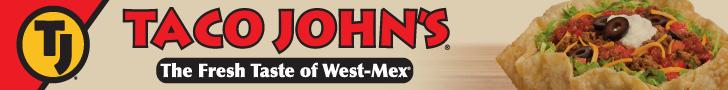 Taco Johns banner generic